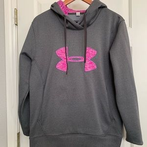 Under Armour Semi- Fitted Cold Gear Sweatshirt